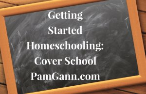 Getting Started Homeschooling: Alabama Cover School