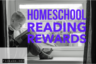 Homeschool Reading Rewards: Pizza and Roller Coasters