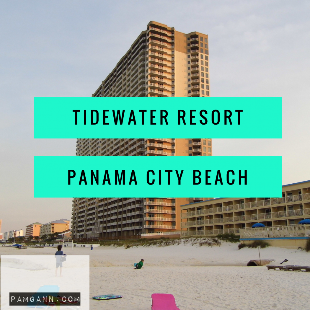 Tidewater Resort Panama City Beach Florida with Drone footage