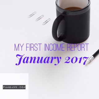 My First Income Report