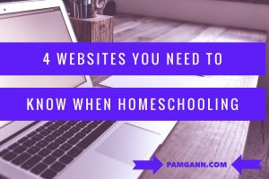 Websites you need to know when Homeschooling
