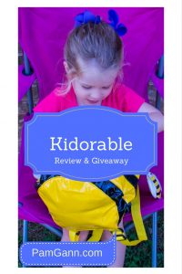 Kidorable Review and Giveaway