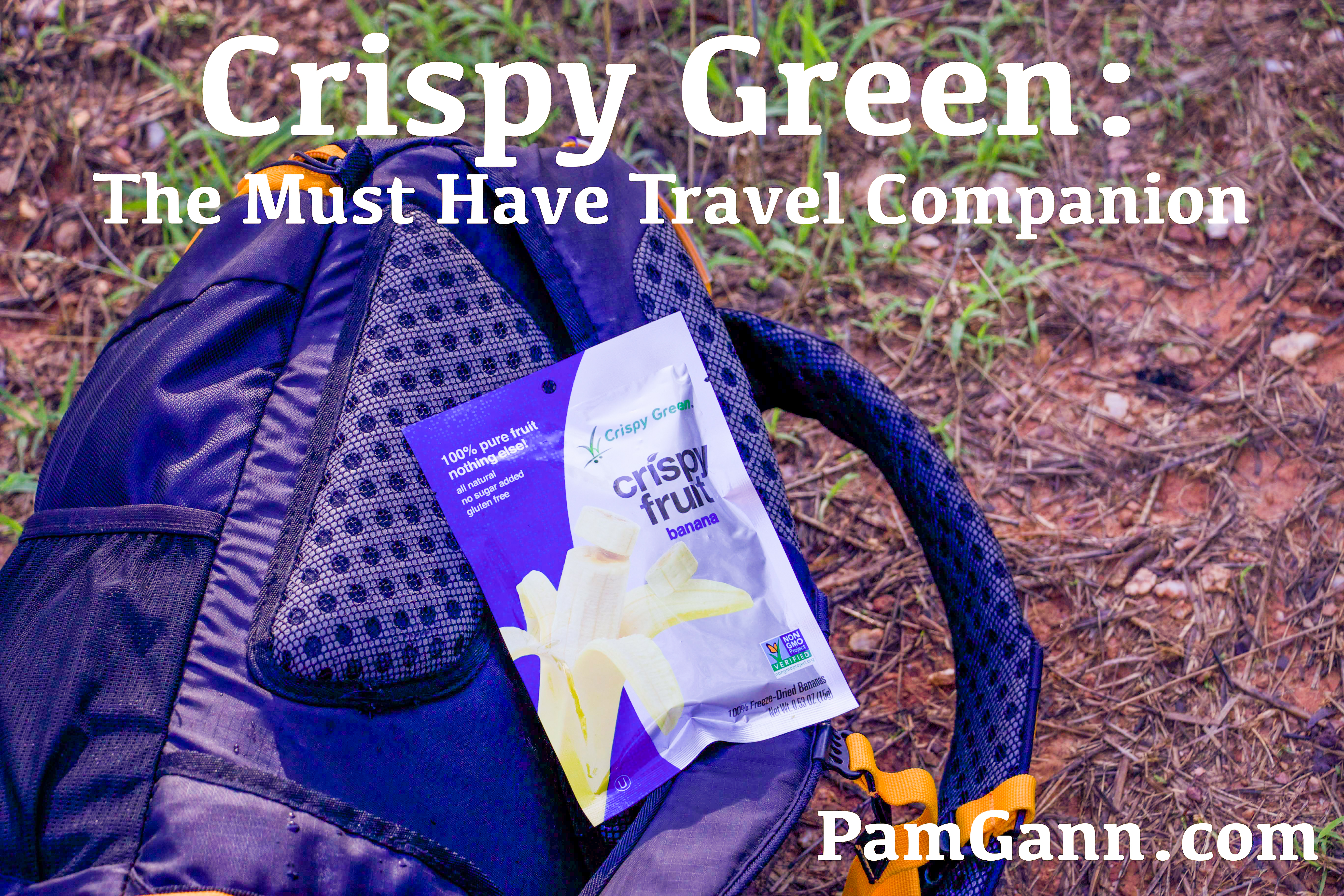Cripsy Green: Your Must Have Travel Companion