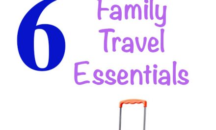 Six Family Travel Essentials