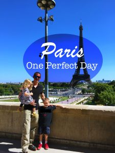 Paris: One Perfect Day We had a perfect Paris vacation that only lasted one day!