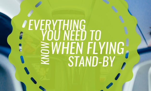 Everything you need to know when Flying Stand-By