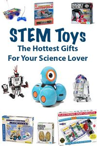 STEM toys: The Hottest Gifts for your young science lover